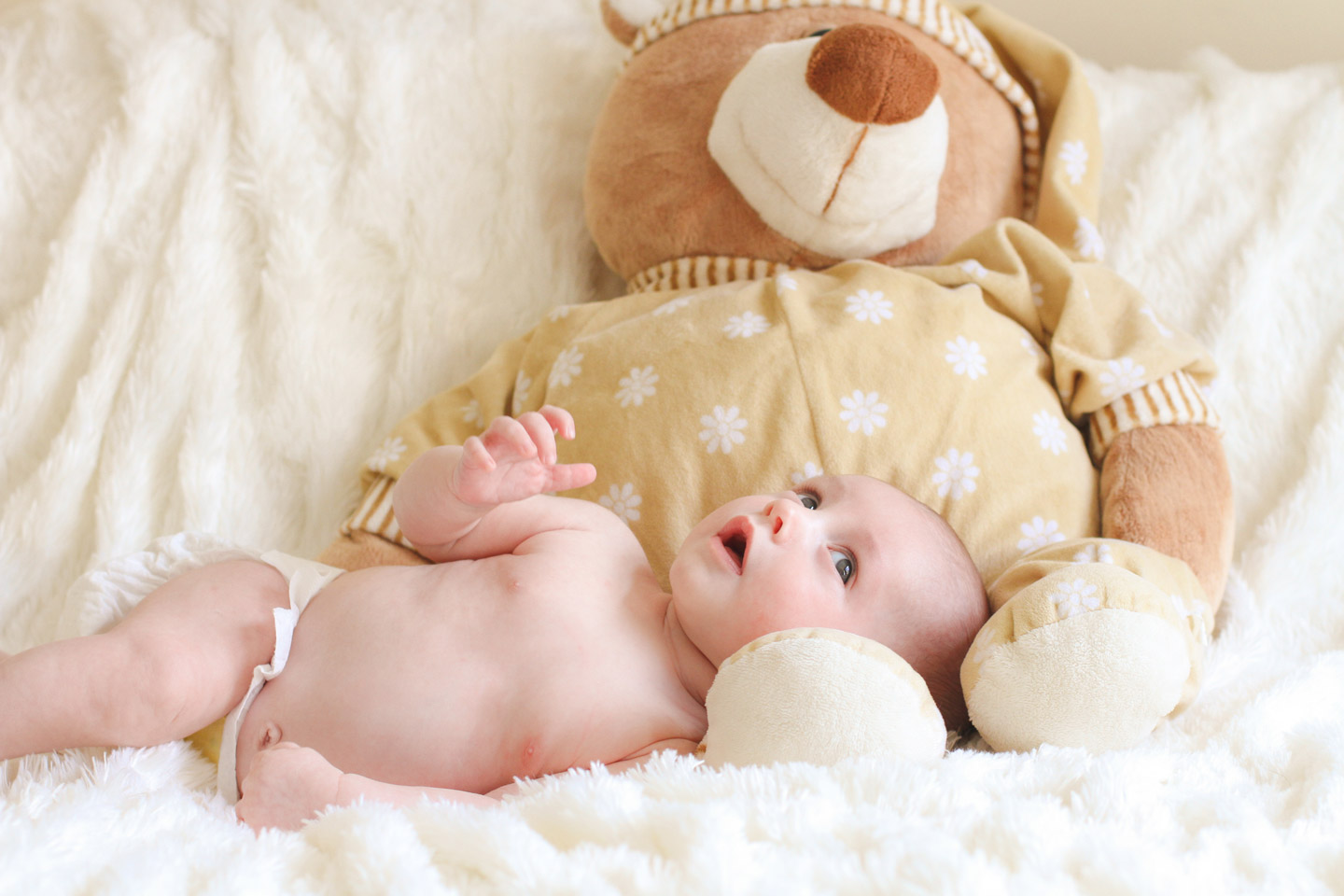 Baby photography by Solid Stuff Creative Studio