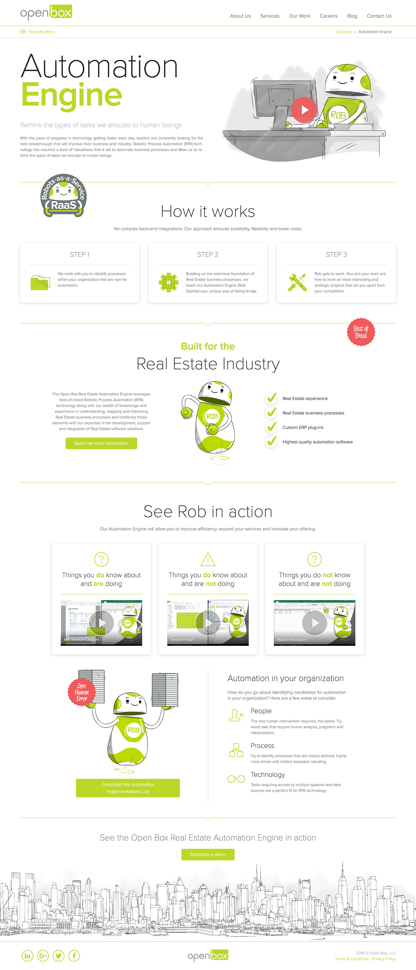 Responsive web design by Solid Stuff Creative Studio